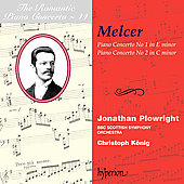 The Romantic Piano Concerto 44 - Melcer / Plowright, et al