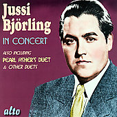 Jussi Bj&ouml;rling in Concert - Live at Carnegie Hall