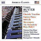 American Music - Gregory Hutter: Electric Traction, etc