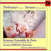 Dohnyani, R. Strauss / Chamber Ensemble of Paris