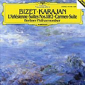 Bizet: L'Arlesienne-Suites 1 & 2, Carmen-Suite / Karajan