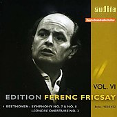Edition Ferenc Fricsay Vol 6 - Beethoven: Symphonies, Leonore Overture no 3