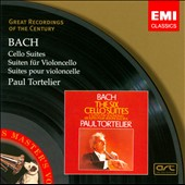 J.S. Bach: Suites for solo cello (6), BWV 1007 - 1012 / Paul Tortelier, cello (rec. 1982)