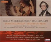 Mendelssohn: Incidental Music
