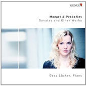 Piano Works by Mozart and Prokofiev