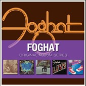 Foghat: Original Album Series [Box]