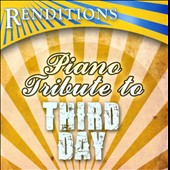 Various Artists: Piano Tribute to Third Day