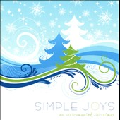 Paul Buono/Eric Nordhoff: Simple Joys: An Instrumental Christmas
