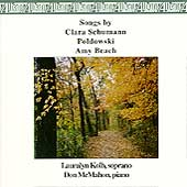 Songs by Clara Schumann, Poldowski, Beach / Kolb, McMahon
