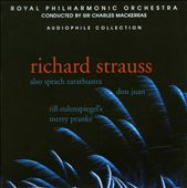 Richard Strauss: Also Sprach Zarathustra; Don Juan; Til Eulenspiegel / Mackerras