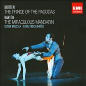 Britten: The Prince of the Pagodas; Bartók: The Miraculous Mandarin / Welser-Möst