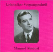 Lebendige Vergangenheit: Manuel Ausensi