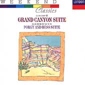 Grofé: Grand Canyon Suite;  Gershwin / Black, Farnon