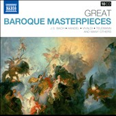 Great Baroque Masterpieces - Bach, Handel, Vivaldi, Telemann et al. [10 CDs]