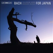 Bach For Japan / Masaaki Suzuki, Bach Collegium Japan