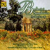 Boccherini: Symphonies no 6, 8 & 26 / Eiji Hashimoto, et al