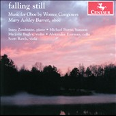 Falling Still: Music for Oboe by Women Composers - works by Dring; McLeod Hall; Doolittle; Yi et al. / Mary Ashley Barret, oboe