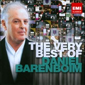 The Very Best of Daniel Barenboim from the EMI Catalog [2 CDs]