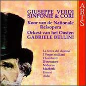 Verdi: Sinfonie & Cori / Gabriele Bellini, et al