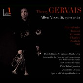 Trumpet Concertos by Stil, Riva, Zwilich, Charles, Vizzutti, Tomasi /  Thierry Gervais, trumpet; Allen Vizzutti