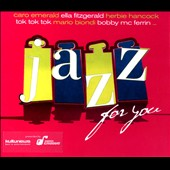 Various Artists: Jazz for You [Digipak]