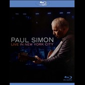 Paul Simon: Live in New York City [Video]