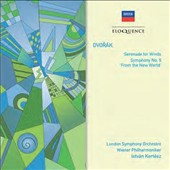 Dvor&#225;k: Serenade for Winds; Symphony No. 9 'From the New World'