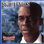 Skip James: Skip's Piano Blues