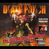 Five Finger Death Punch: Wrong Side of Heaven and the Righteous Side of Hell, Vol. 1 [Deluxe Version] [PA] [Digipak]
