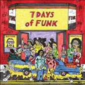 Dâm-Funk/7 Days of Funk/Snoop Dogg: 7 Days of Funk [PA] [Digipak]