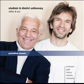 Vladimir & Dimitri Ashkenazy - 'father & son' Music for clarinet & piano by Gade, Eschmann, Reinecke, Nielsen & Schumann