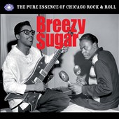 Various Artists: Breezy Sugar: Pure Essence of Chicago Rock N'Roll