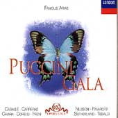 Puccini Gala - Famous Arias / Caball&eacute;, Carreras, et al