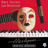 Dave Grusin/Lee Ritenour (Jazz): Harlequin