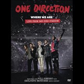 One Direction (UK): Where We Are: Live from San Siro Stadium