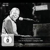 Champion Jack Dupree: Live on Rockpalast, Köln 1980 [2/24] *