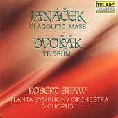 Classics - Janacek: Glagolitic Mass; Dvorak / Shaw, Atlanta