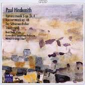 Hindemith: Viola Concertos / Dean, Albert, Queensland SO