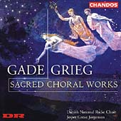 Grieg, Gade: Sacred Choral Works / Jorgensen, Hoyer, et al
