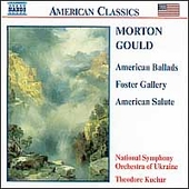 American Classics - Gould: American Ballads, etc / Kuchar
