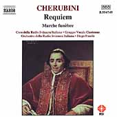 Cherubini: Requiem / Diego Fasolis, Svizzera Italiana, etc