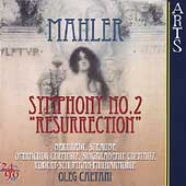 Mahler: Symphony no 2 