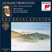 The Royal Edition - Liszt: A Faust Symphony / Bernstein