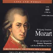 Life and Works - Mozart / Jeremy Siepmann, Nicholas Boulton