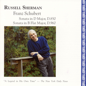 Schubert: Sonatas D 850 & 960 / Russell Sherman