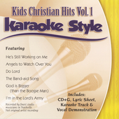 Karaoke: Karaoke Style: Kids Christian Hits, Vol. 1