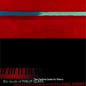 Glass: Orphée Suite for Piano / Paul Barnes
