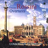 Rossini: Overtures / Consortium Classicum