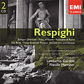 Gemini - Respighi: Pines of Rome, etc / Gardelli, et al