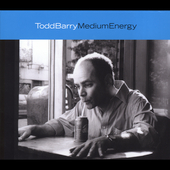 Todd Barry: Medium Energy [PA]